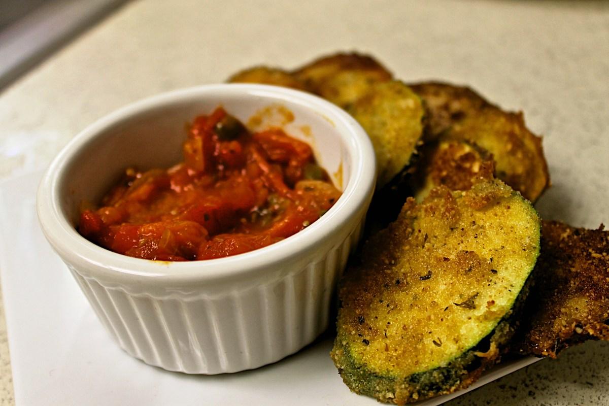 13-10: Zucchini Piccata