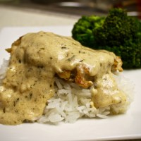 6-40: Peppercorn Chicken Breasts