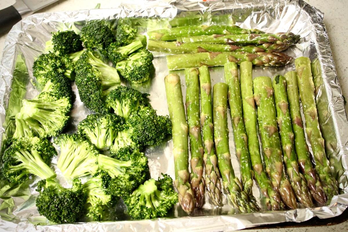 4-34: Italian Roasted Vegetables