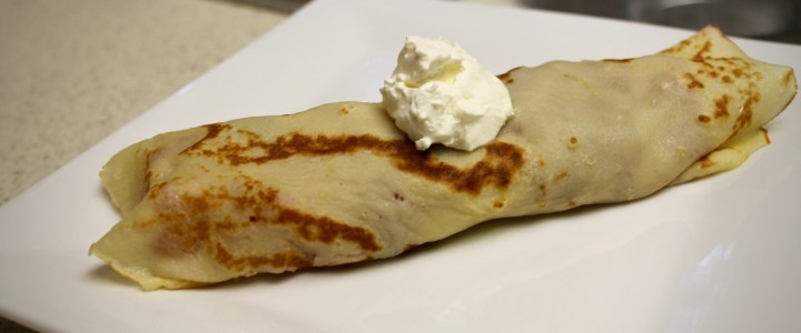 14-25: Crêpes with Fruity Filling
