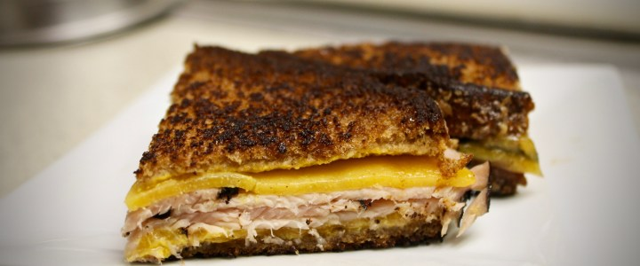 1-4: Ham and Cheese Sandwich