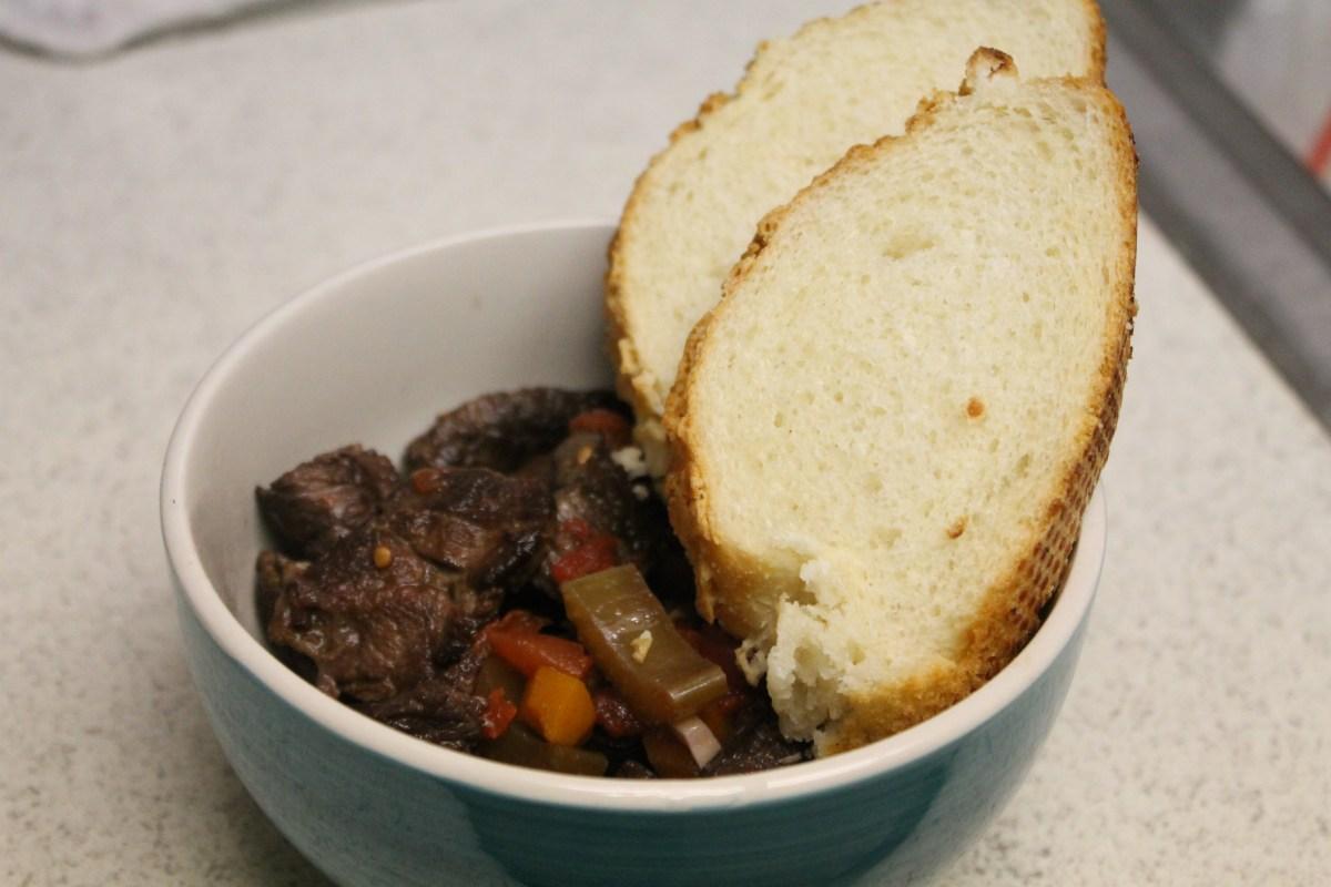 8-5: Beef Stew Provençale