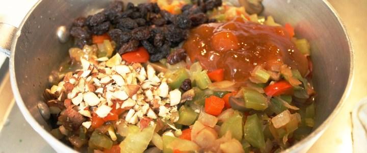 12-14: Brown Rice Casserole