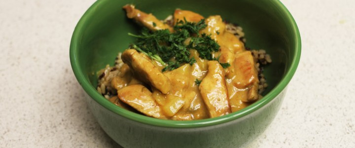 7-8: Chinese Pork Casserole