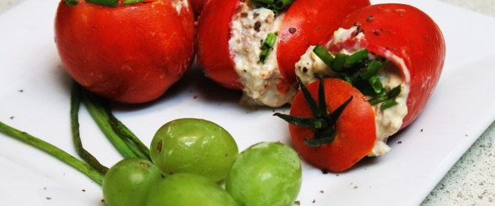 1-17: Tuna-Stuffed Tomatoes