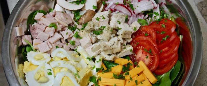 2-4: Chef's Salad