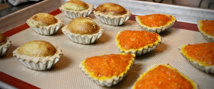 5-20: Golden Cheese Tartlettes
