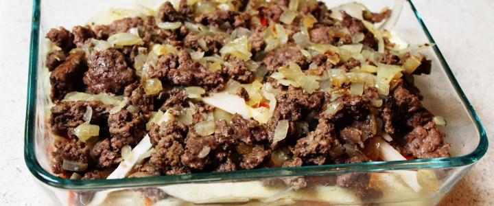 9-39: Zesty Meat Casserole