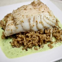 11-1: Steamed Halibut with Vermouth