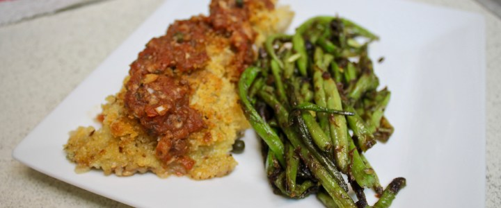 11-19: Oven-Baked Red Snapper