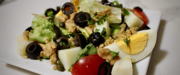 2-3: Salad Niçoise