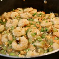 11-32: Shrimp and Cashew Stir-Fry