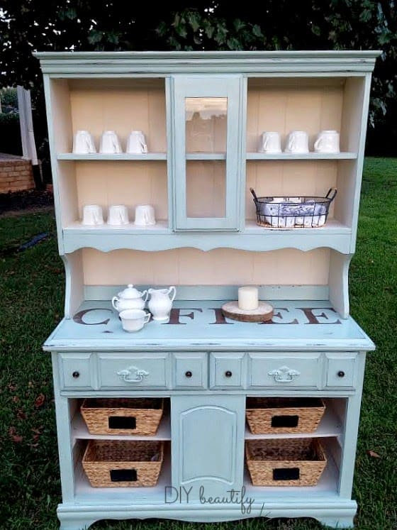 Ashley Furniture Hutch And Buffet