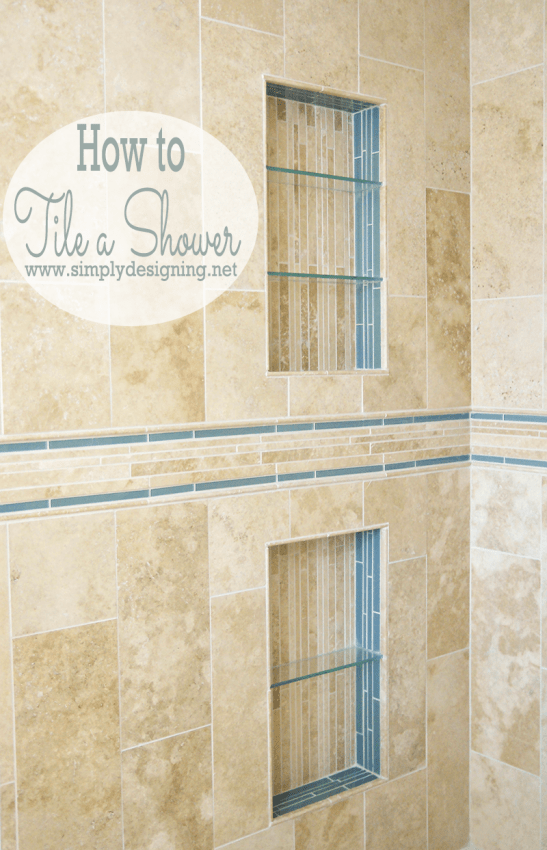 Tile A Shower How To Lay Tile Step By Step So You Get It Right