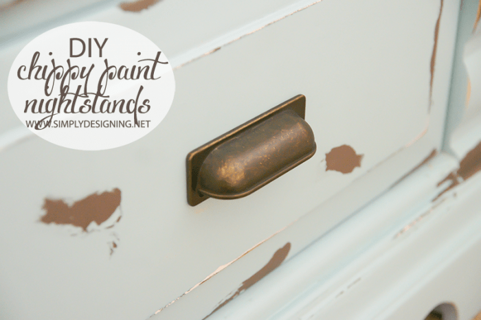 Pulls | #diy #paint #furniture