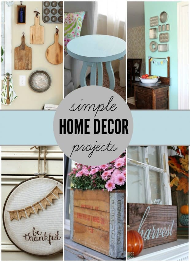 Simple Home Decor Projects #homedecor #diy #decor #crafts