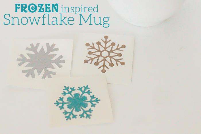 Snowflake Vinyl Decals