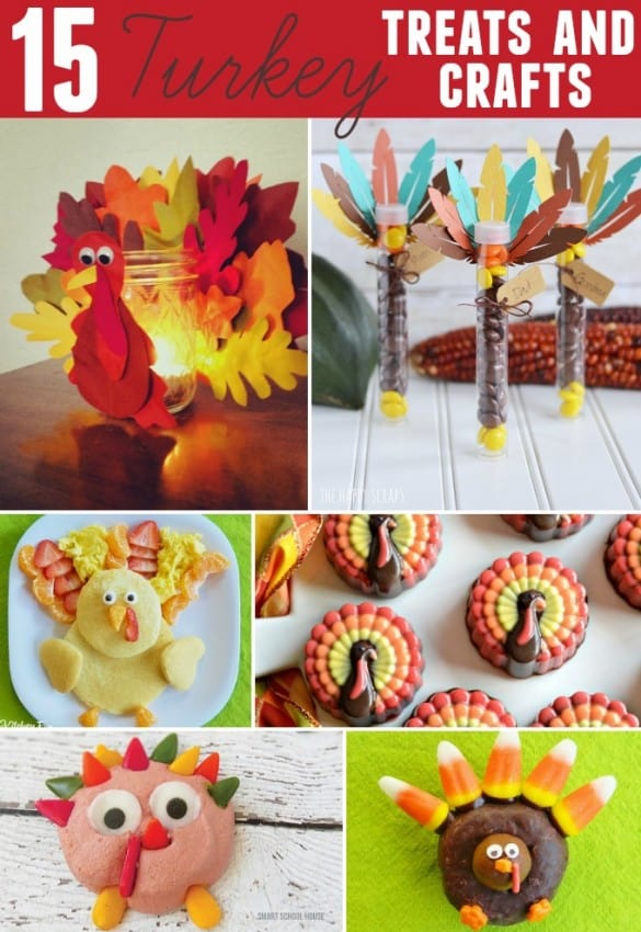 turkey treats and crafts