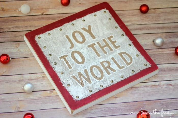 Joy-To-The-World-Painted-Burlap-Plaque-done2