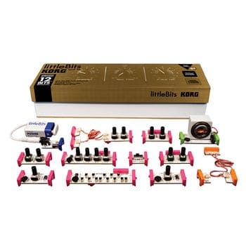 LittleBits Synth Kit Korg
