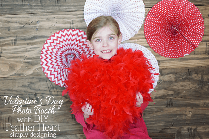 Valentine's Day Photo Booth