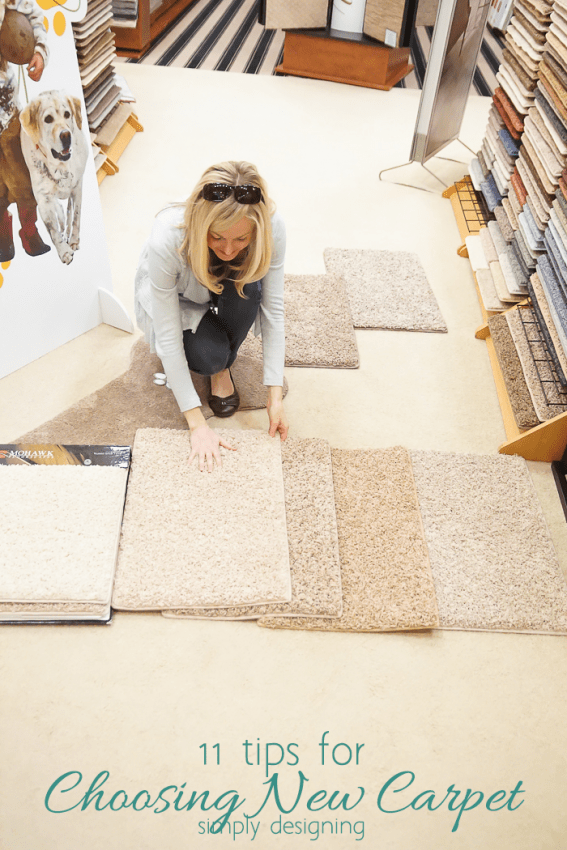 11 Tips for Choosing New Carpet