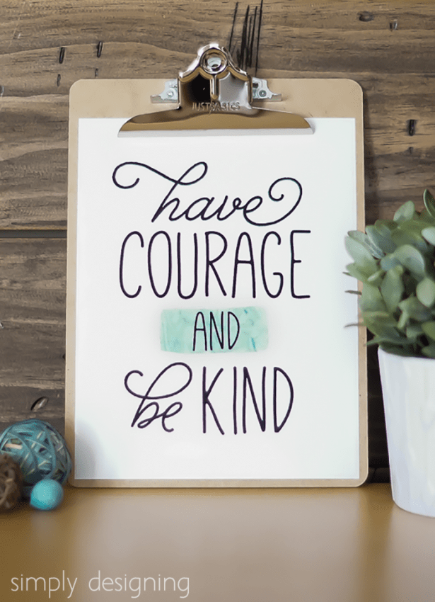 Quotes Wallpaper Free Download Have Courage And Be Kind