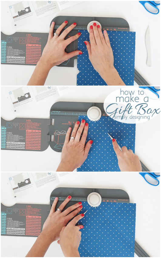 How to Make a Gift Box 1