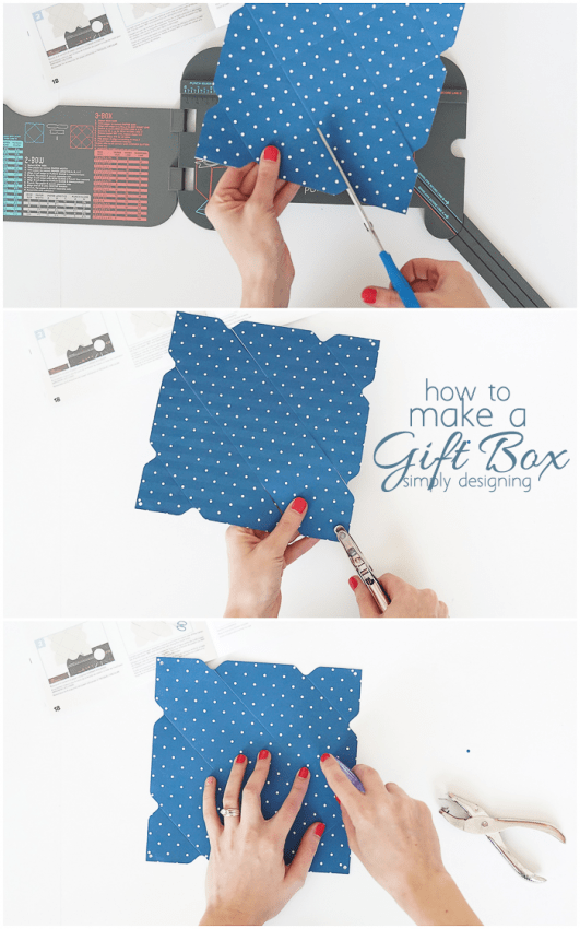 How to Make a Gift Box 2
