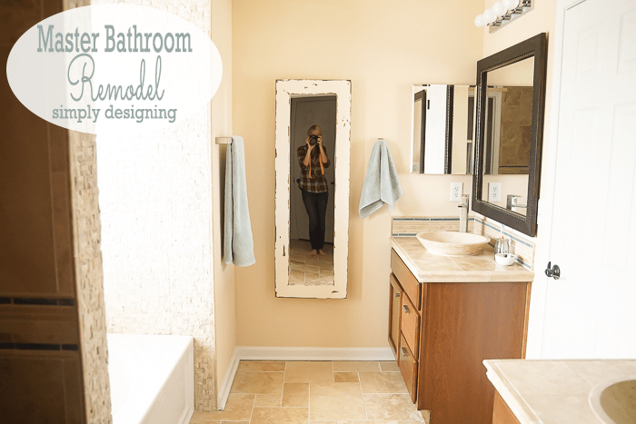 Great Master Bathroom Remodel