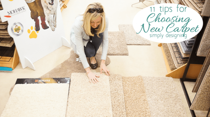 Tips for Choosing New Carpet and Pad Featured Image