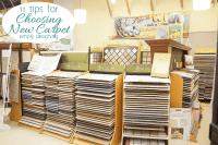 11 Tips for Choosing New Carpet