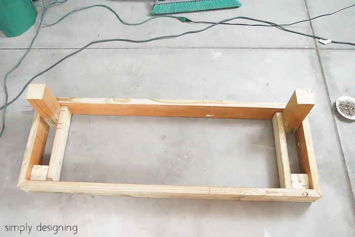 Porch Swing Frame