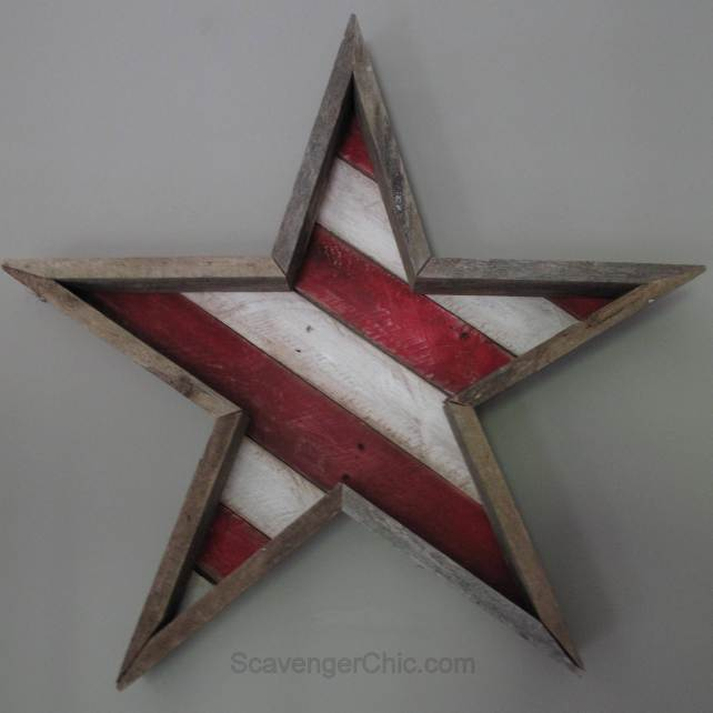 scavenged star