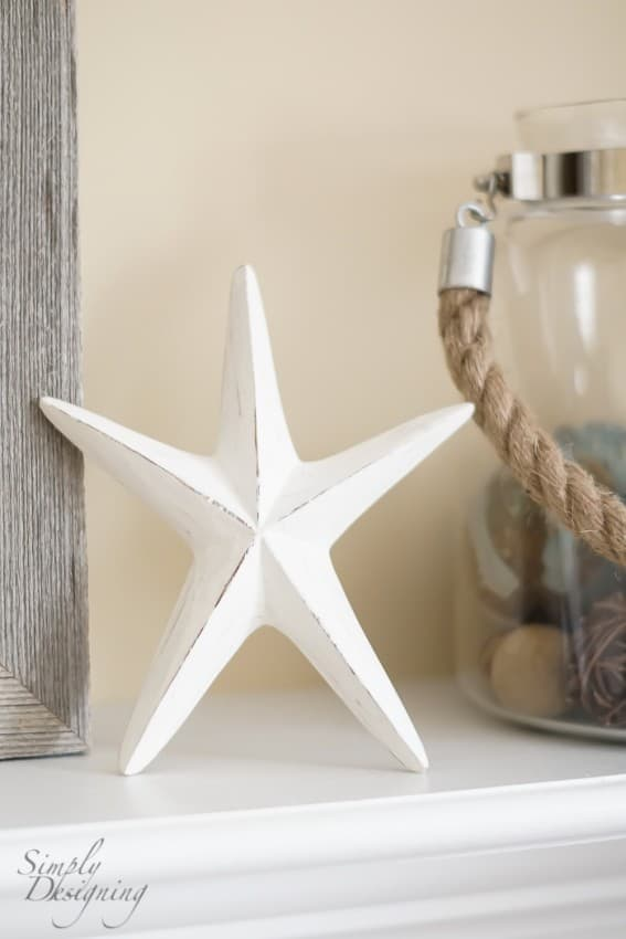 Decorate your Beach House - star fish
