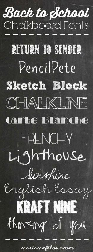 back-to-school-chalkboard-fonts