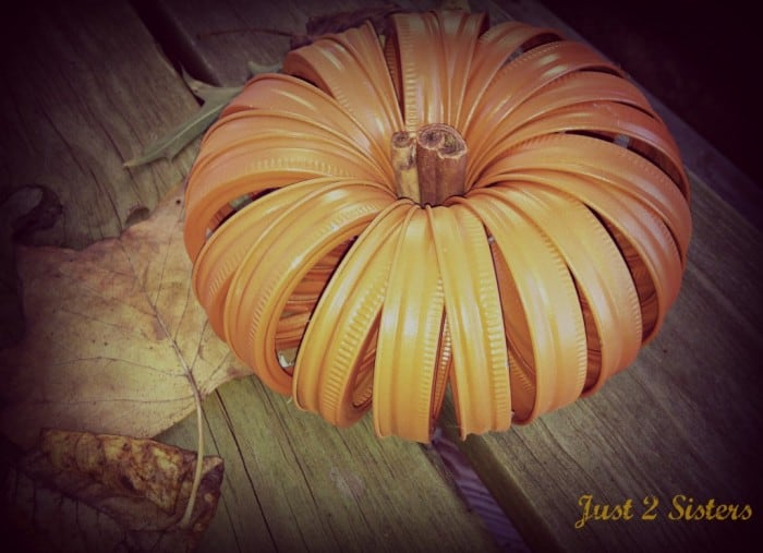 jar ring pumpkin
