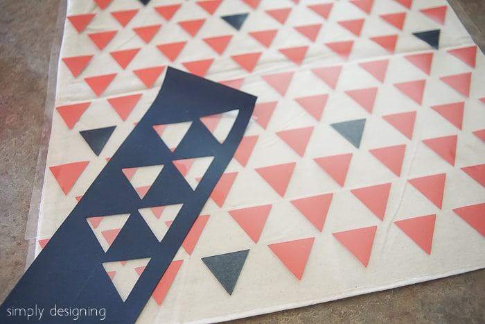Triangle Tote
