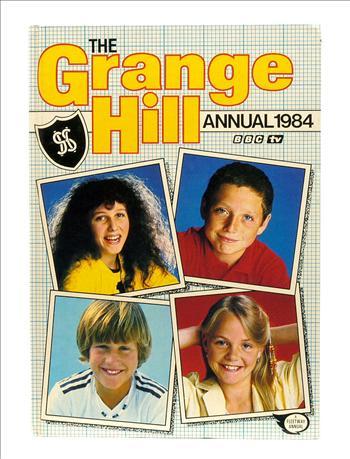 Image result for grange hill annual