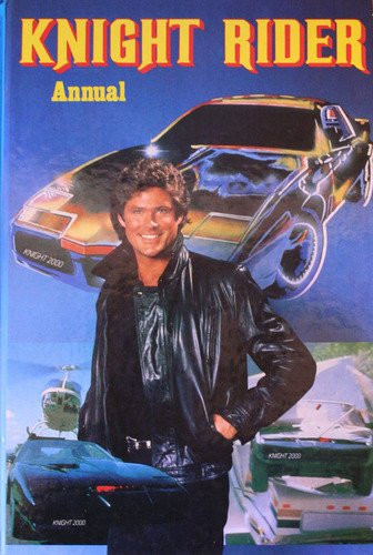 Image result for knight rider annual