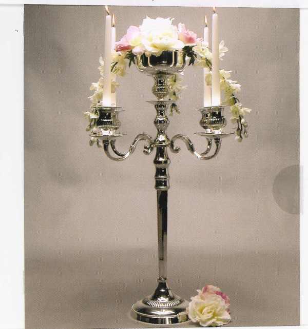 Simply Elegant Weddings Candelabra Rentals