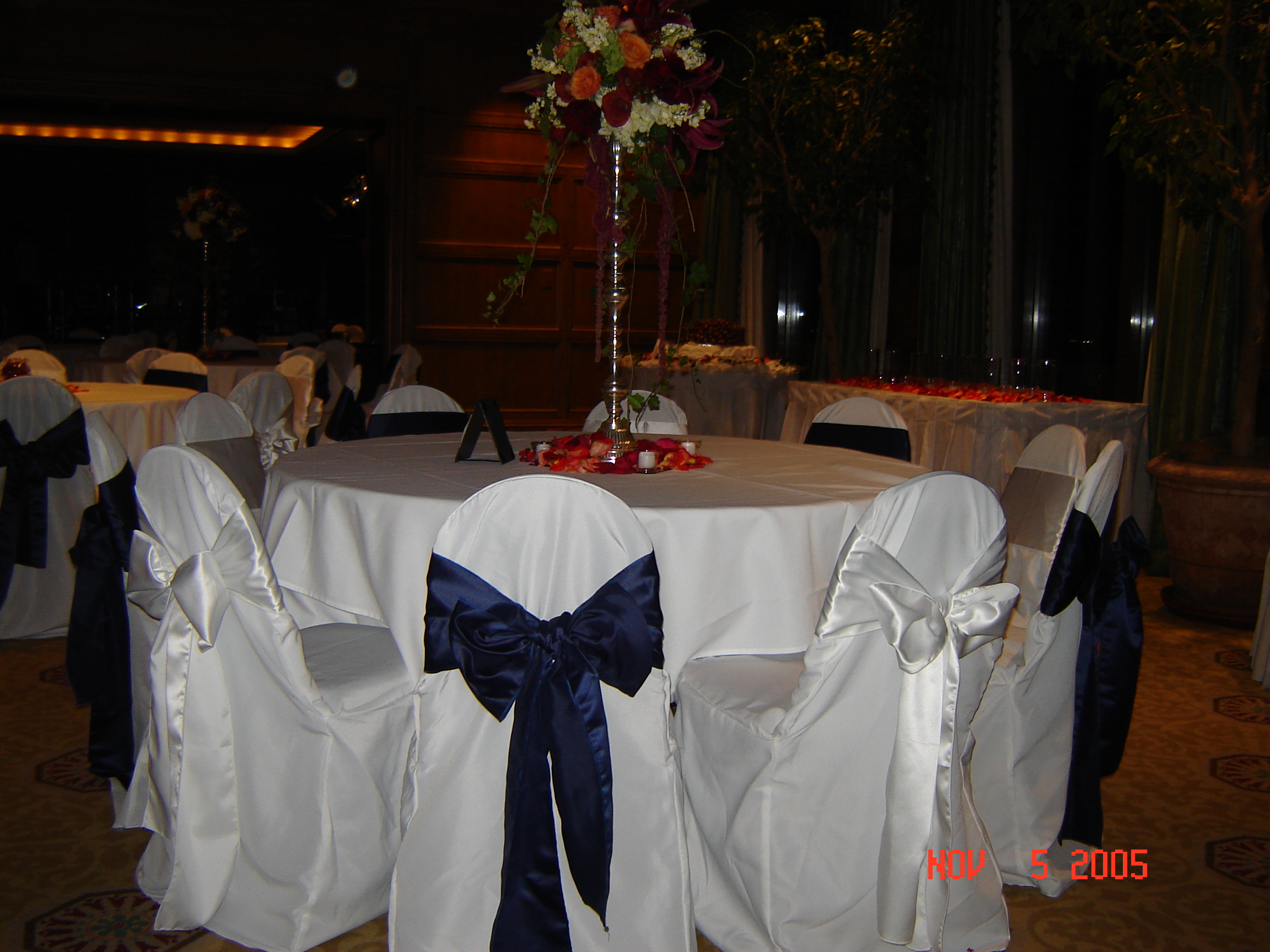 chair cover rentals dallas texas blue stretch covers simply elegant weddings wedding
