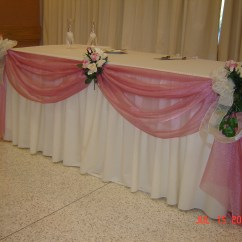 Simply Elegant Chair Covers And Linens Leather Couch Set Making Swags Table Pictures To Pin On Pinterest Pinsdaddy
