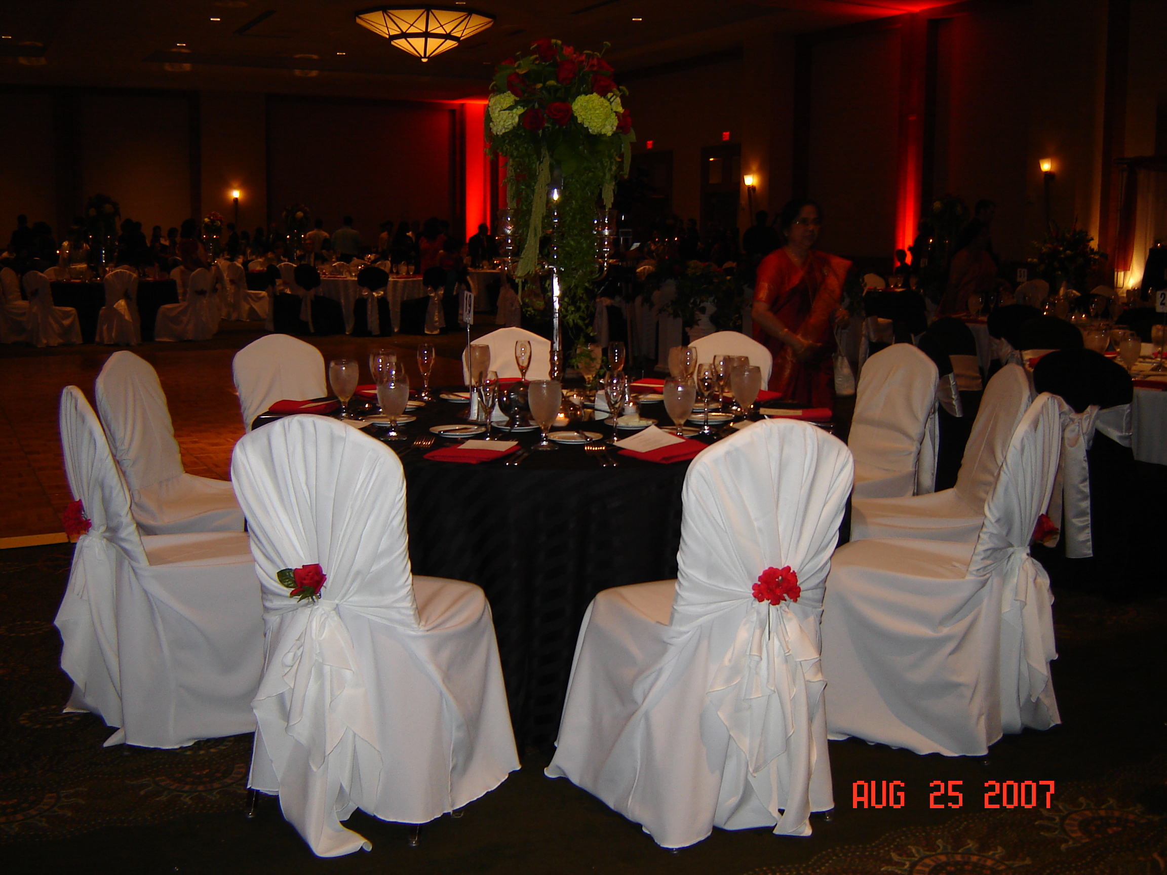 wedding chair covers for spandex navy blue simply elegant weddings cover rentals supplies fort worth texas tx