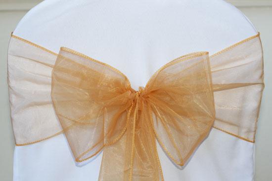 Simply Elegant Weddings Chair Cover Rentals wedding
