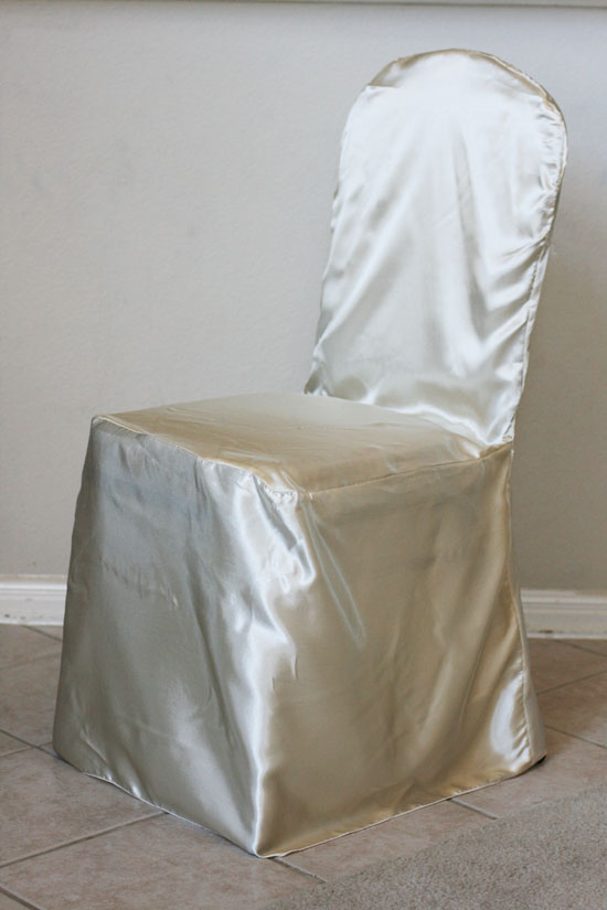 Simply Elegant Weddings Chair Cover Rentals Banquet Satin