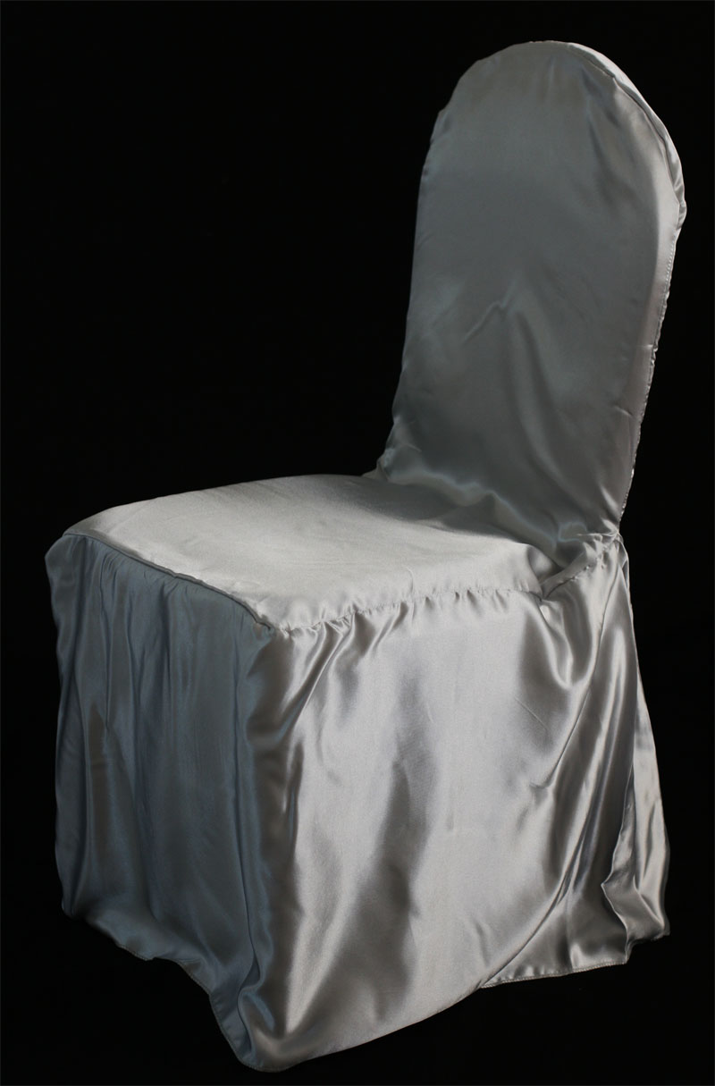 Simply Elegant Weddings Chair Cover Rentals Banquet Satin
