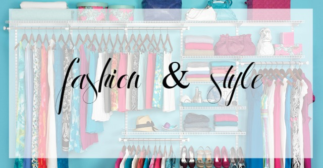 fashion & style slider