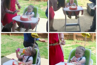 Emma's First Birthday Party