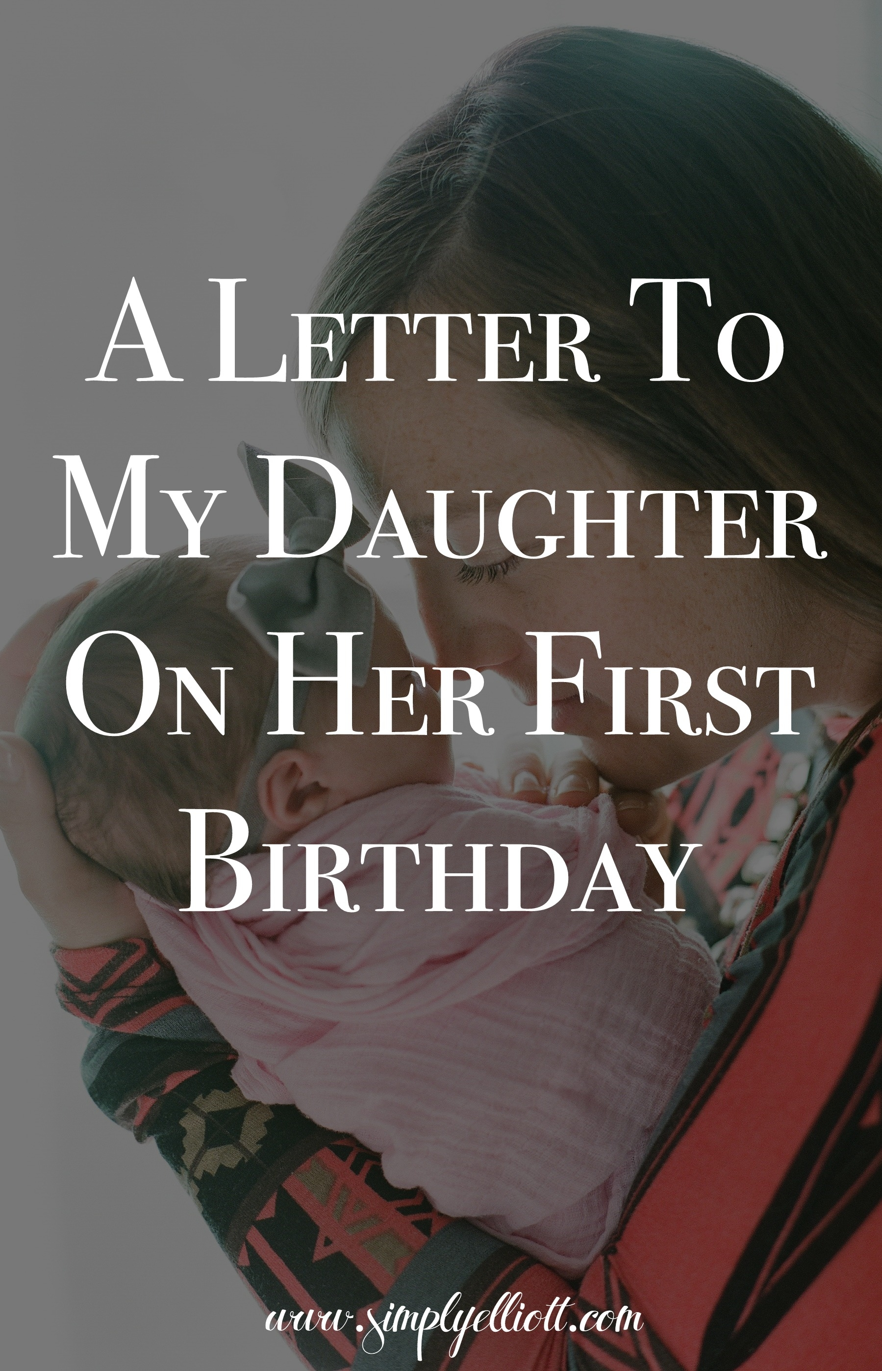 a letter to my daughter on her college graduation day a letter to my on birthday simply elliott 20326